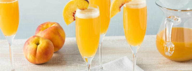Bellini – recept på klassisk bubbeldrink