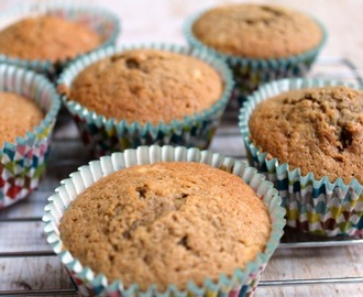 Rich Coffee Cupcakes – a Coriander Queen recipe