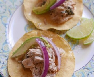 Mexican Pulled Pork Carnitas Recipe