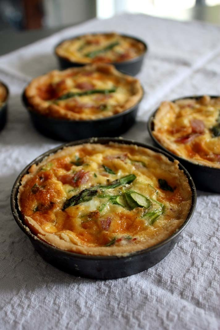 We All Should Eat Quiche