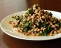 New Year's Hoppin' John Recipe with Kale