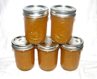 Day 71: Sweet Orange Jam