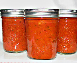 Day 49: Roasted Red Pepper Spread