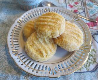 Condensed Milk Biscuits