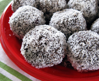 The Kitchen Reader Cookie Exchange - Rum Balls
