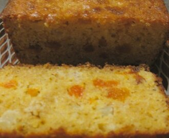 Dorie's Cornmeal and Fruit Loaf