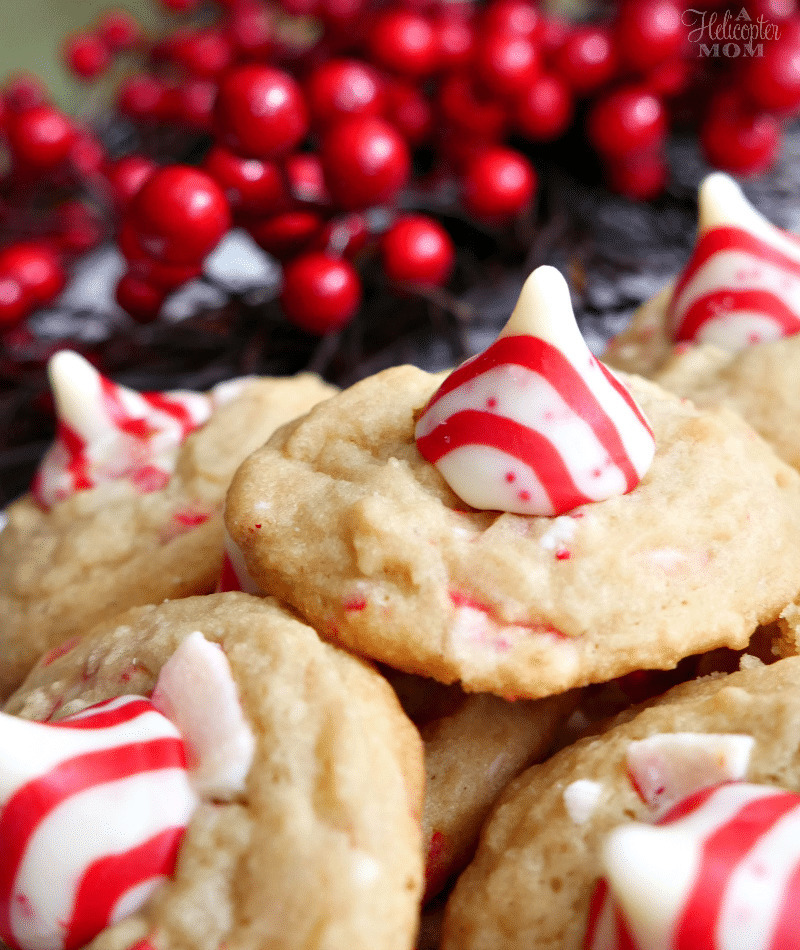 Easy Peppermint Christmas Cookies – Recipe