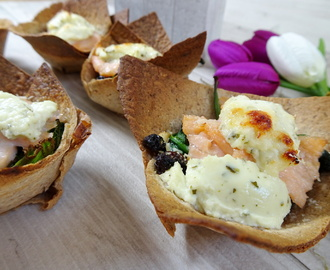 Mini-Tortilla-Cups