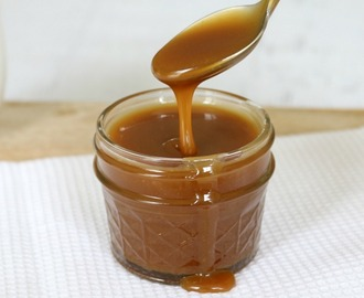 How To Make Salted Caramel Sauce