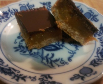 Vegan Dessert Recipe: Oh-My-God Caramel slice