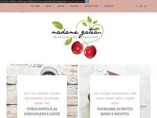 www.madamegateau.it