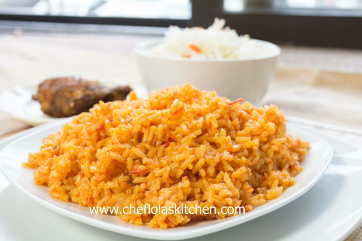 Basmati Jollof Rice recipe (The Party style )