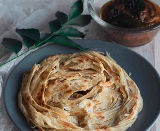 Laccha paratha recipe | how to make full proof lachha paratha with video