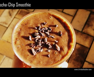 Mocha-Chip Smoothie