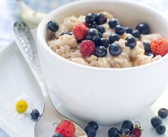 Weekend Recipe - Quinoa Porridge
