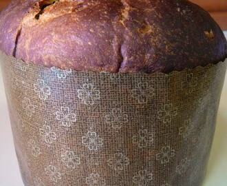 THE DARING BAKERS' DECEMBER, 2012 CHALLENGE:  PANETTONE