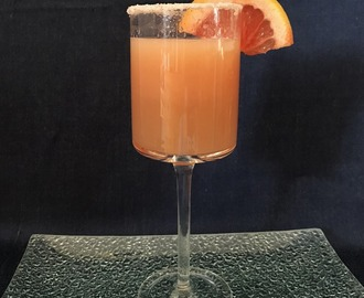 Drinking Vinegars: Cocktails with Grapefruit and Cherry Shrubs
