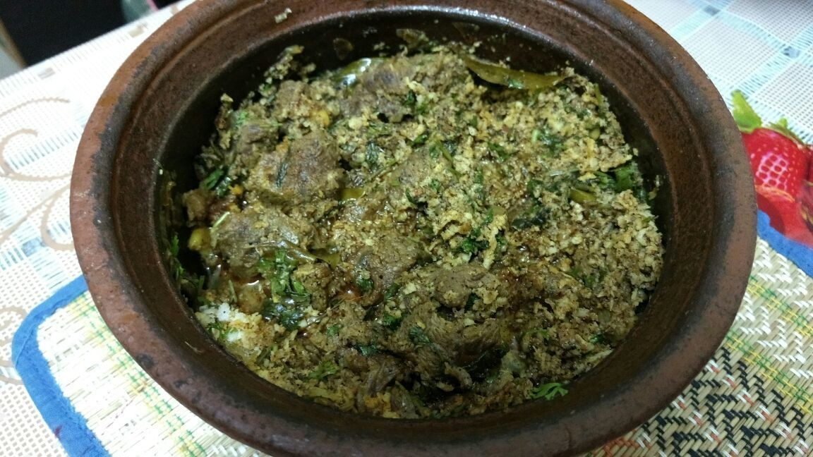 Mutton Sukkha and the joys of simple cooking.