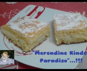 """Merendine Kinder Paradiso😇""...!!! - YouTube"