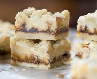 Chocolate Caramel Butter Bars