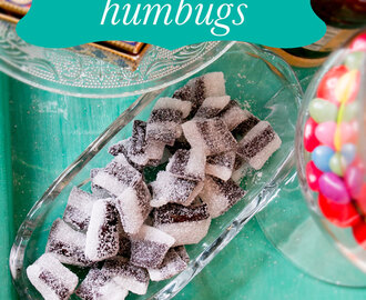 Peppermint Humbugs | Harry Potter