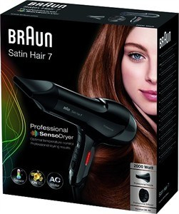 Braun Hårtork Satin Hair 7 HD785