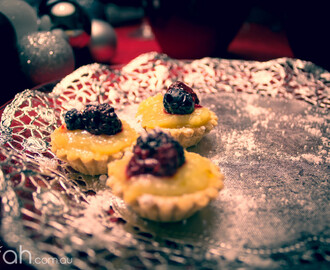 Recipe: Little Lemon Tarts {Get Your Kids to Make 'em!}
