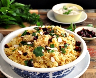Chicken Biryani (Using a Rice Cooker)