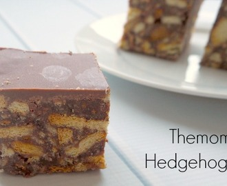 Thermomix Hedgehog Slice