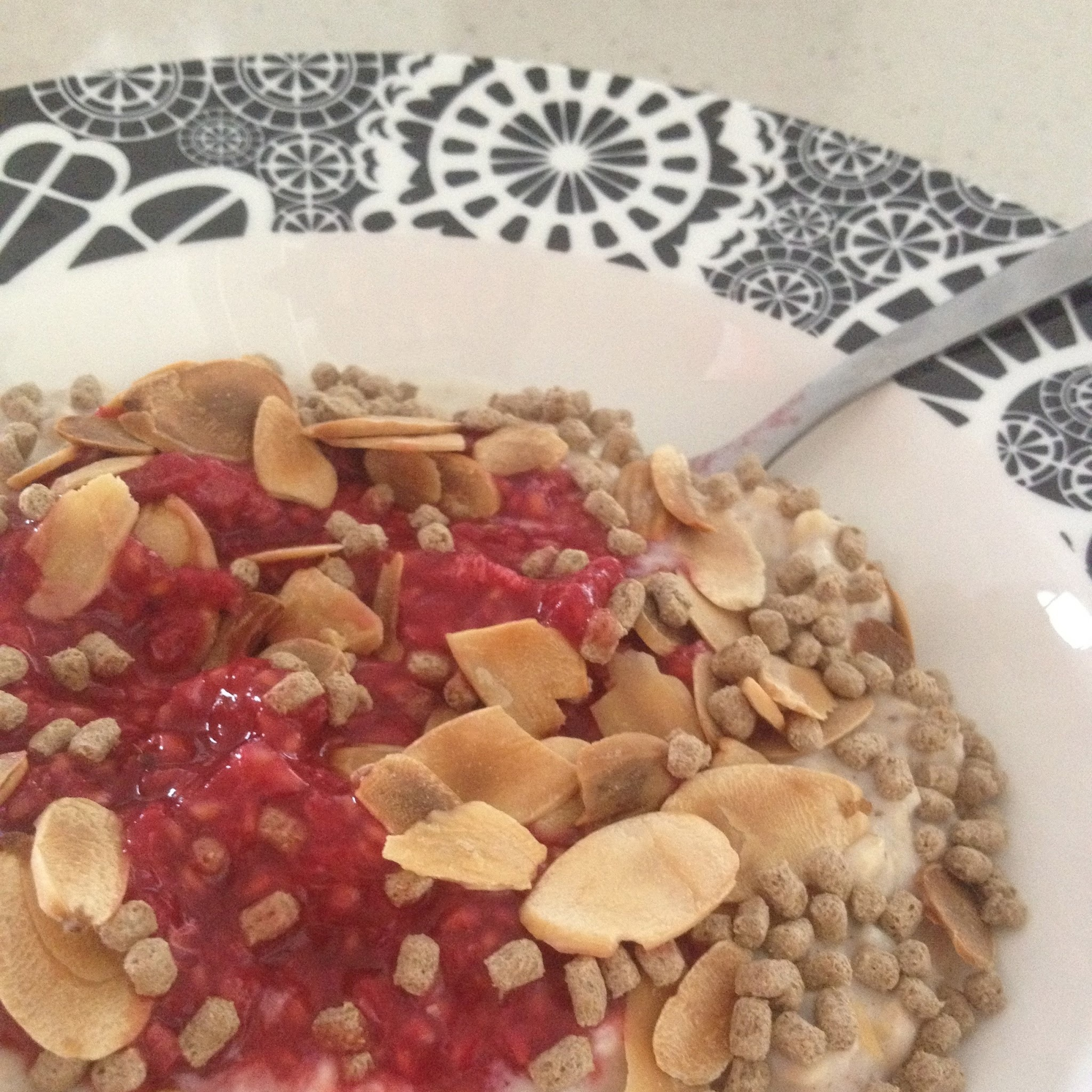 Basic Bircher Muesli