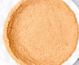 Simple Graham Cracker Crust Recipe