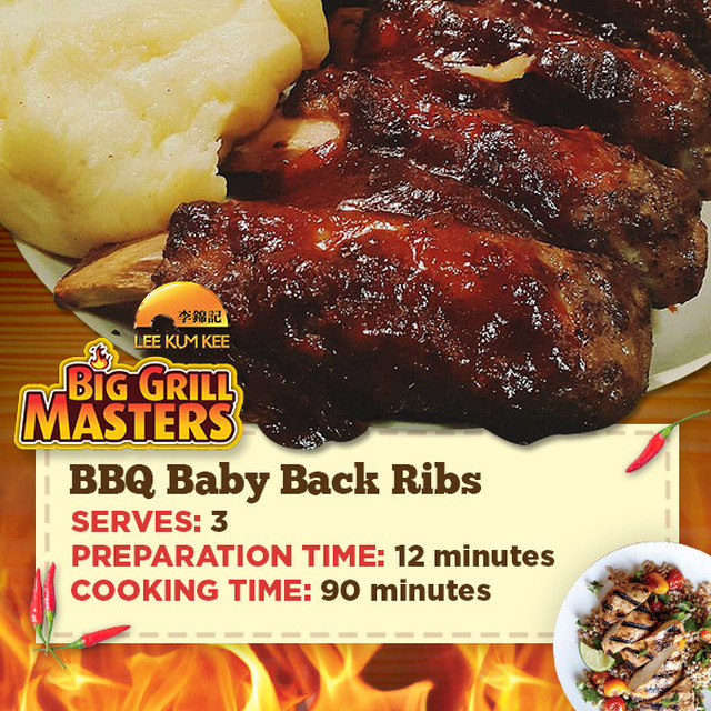 BBQ Baby Back Ribs Recipe