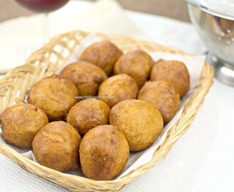Nigerian Puff Puff Recipe (Savory/Spicy version)