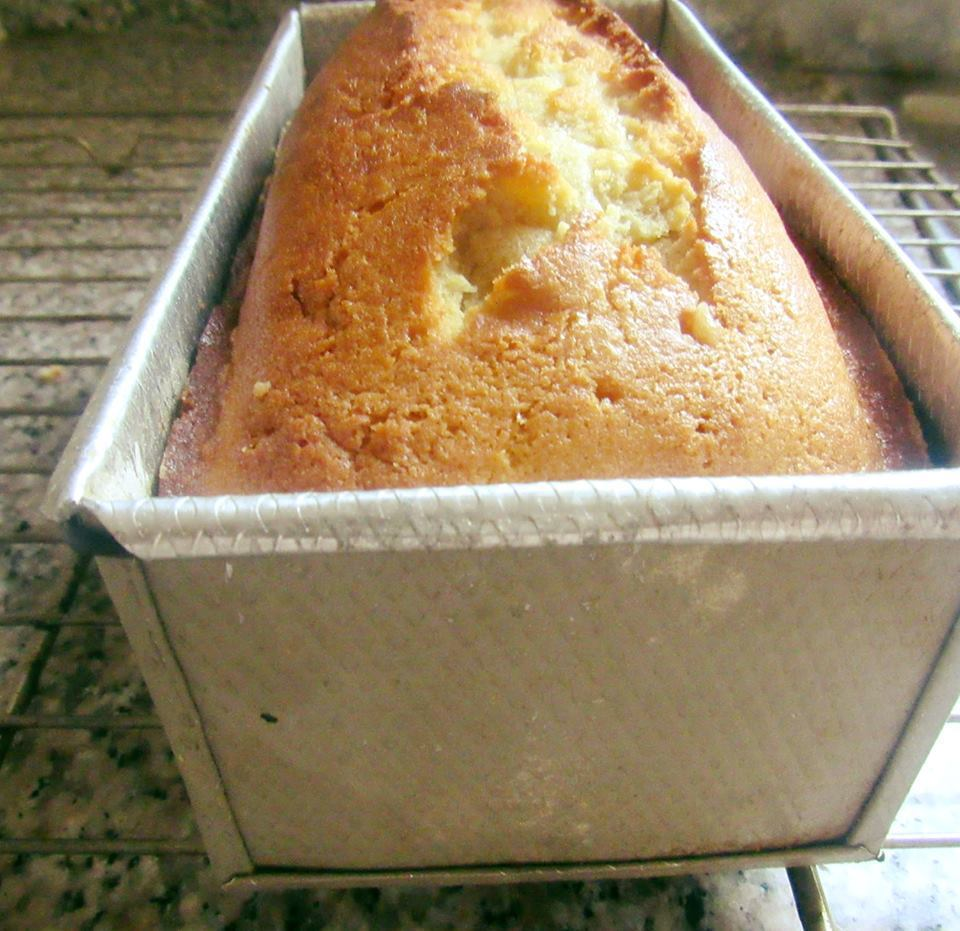 Pound Cake Recipe For The Learner