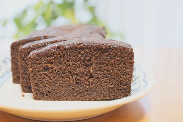 改訂版!ショコラパウンド a revised edition! chocolate pound cake