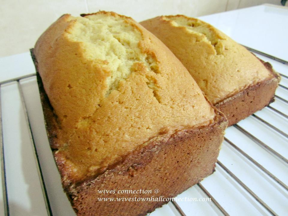 Easy Nigerian Cake Recipe (Pound Cake (2)