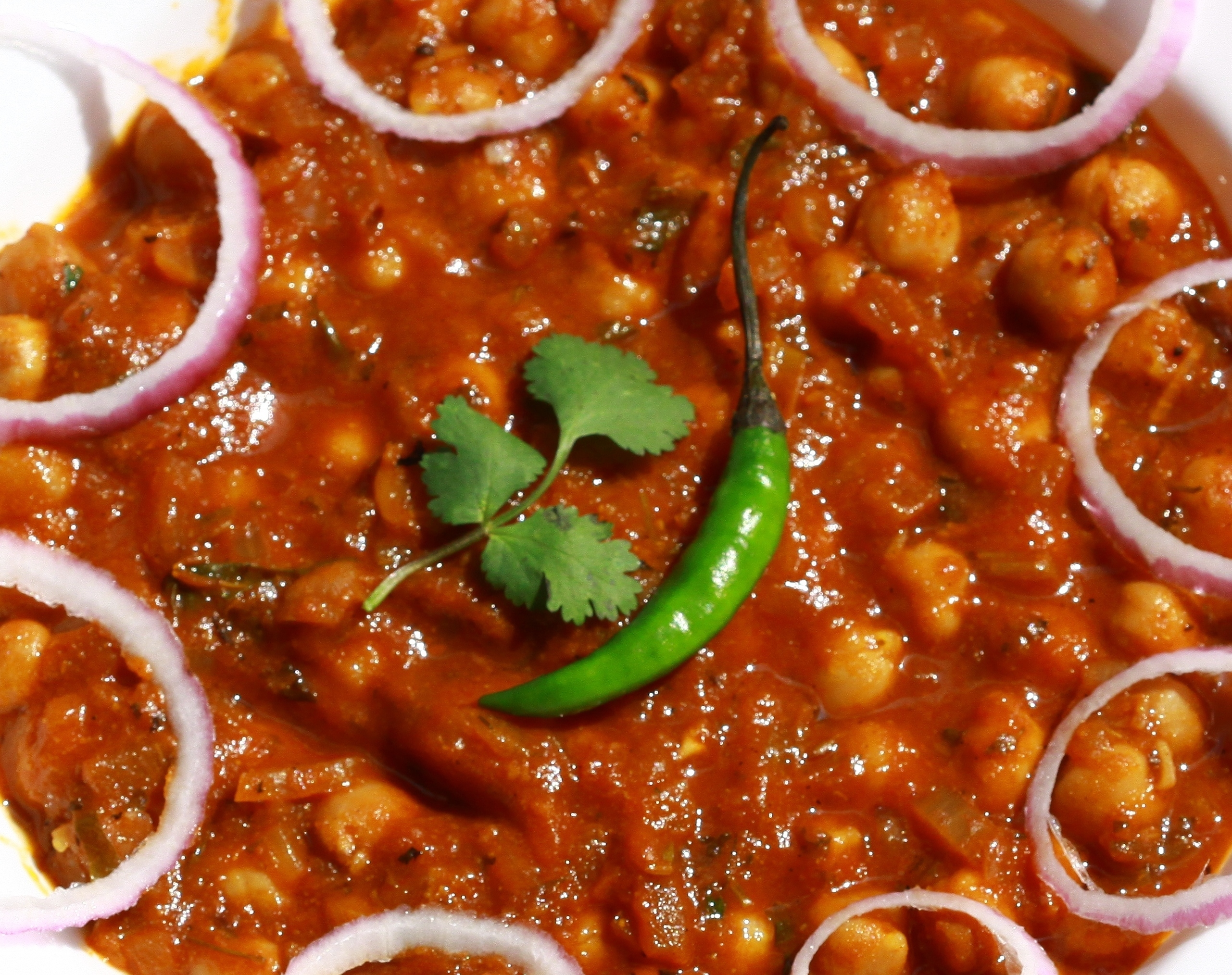 Channa gravy – Famous Indian Recipes
