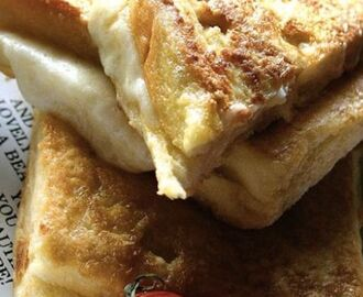 Come si fa la mozzarella in carrozza light