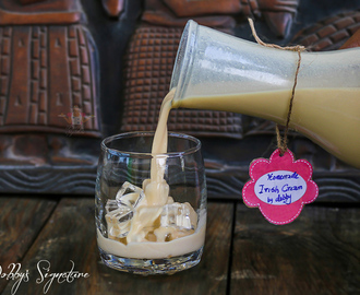 Homemade Irish Cream Recipe