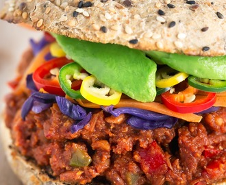 Sloppy Joes Vegano