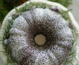 chocolate (sour cream) bundt cake