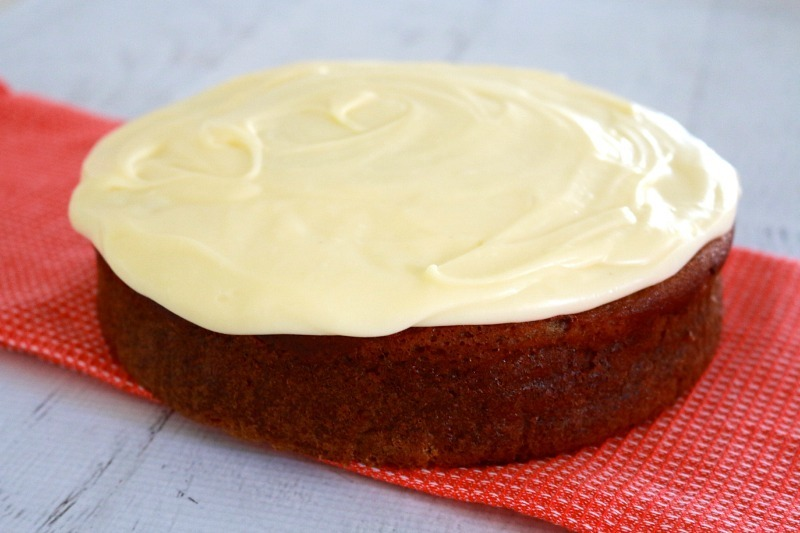 Thermomix Banana Cake with Cream Cheese Frosting
