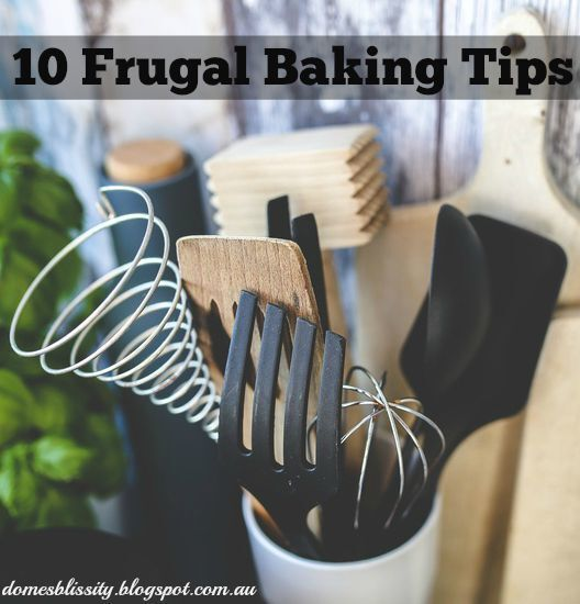 10 frugal baking tips