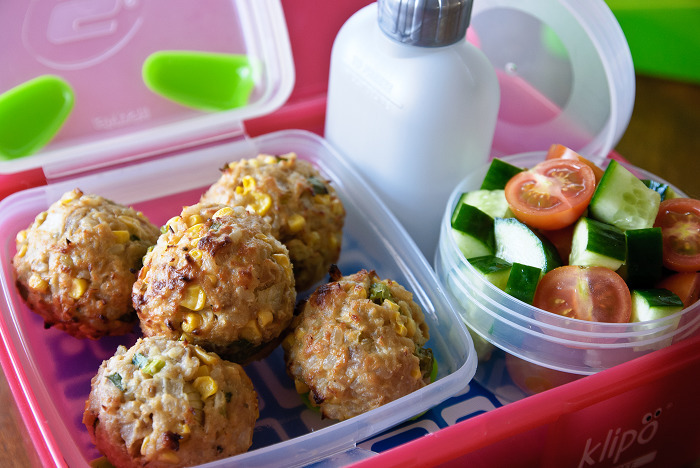 10 Tips To Pack A Healthy School Lunch Box + Tuna Ball Recipe