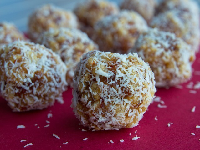 Mothballs: A Sweet Christmas Treat From New Zealand