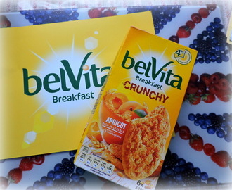 Enjoy a Good Morning with belVita Breakfast Biscuits