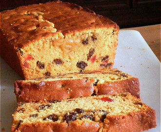 LIGHT FRUIT CAKE