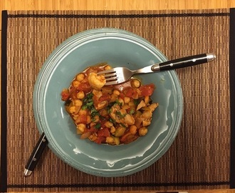 One-pot Chicken and Chickpea Recipe that Will Make You Fall in Love with Stews