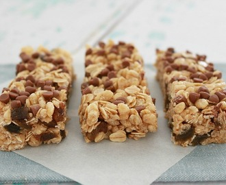 Easy Thermomix No-Bake Muesli Bars