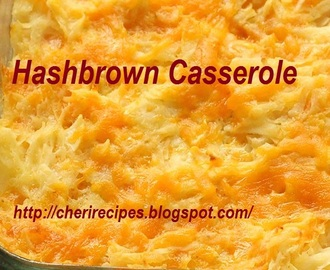 Hashbrown Casserole copycat of Cracker Barrel